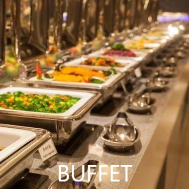 Buffet heaters